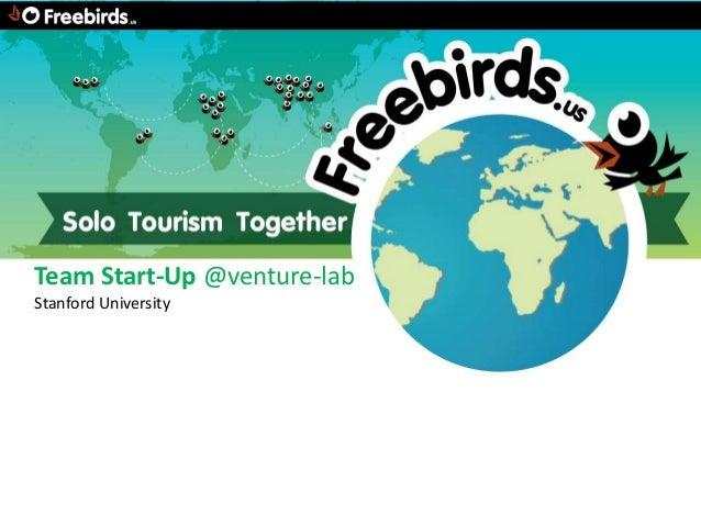 Team Start-Up @venture-labStanford University