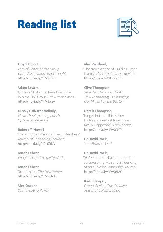 Teams that flow ebook nokia smartereveryday conclusion 59 fandeluxe Ebook collections