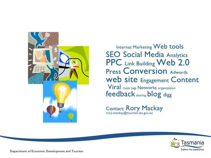Internet Marketing  Web tools  SEO   Social Media  Analytics  PPC  Link Building  Web 2.0  Press  Conversion  Adwords  web...