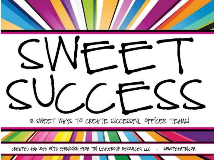 Team tri presentation sweet success_ 2011