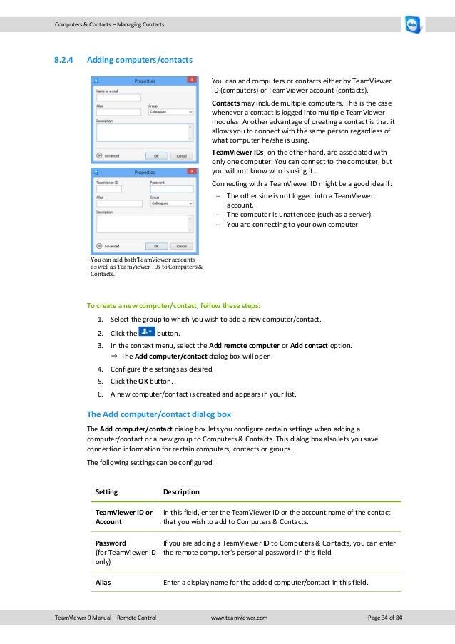 Team viewer9 manual-remotecontrol-en