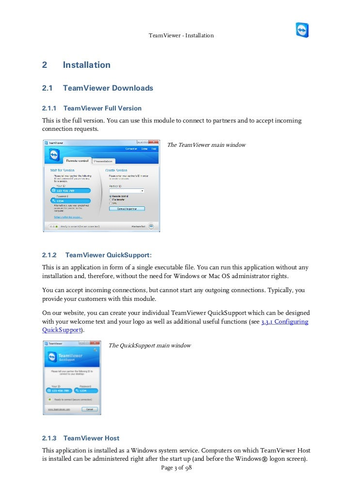 Free Download Teamviewer Host 7 - superstoredagorip7