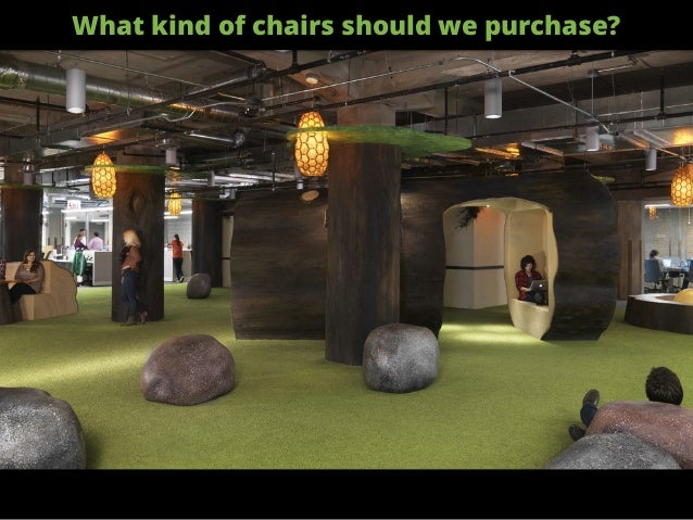 What kind of chairs should we purchase?