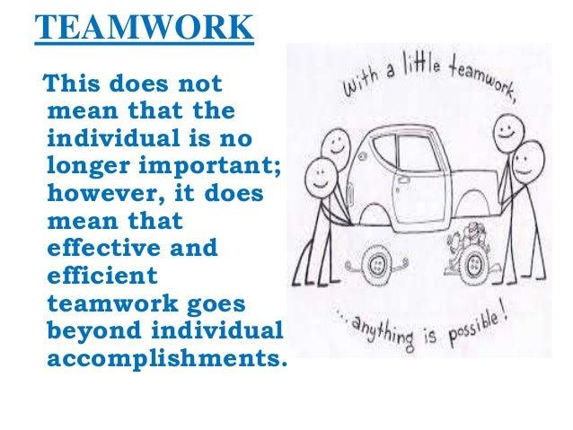 Effective healthcare teams require effective team members: defining teamwork competencies