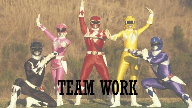Team Work in 30 minuites