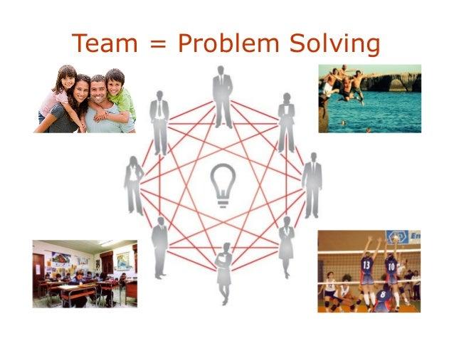Team working e team building Slide 2