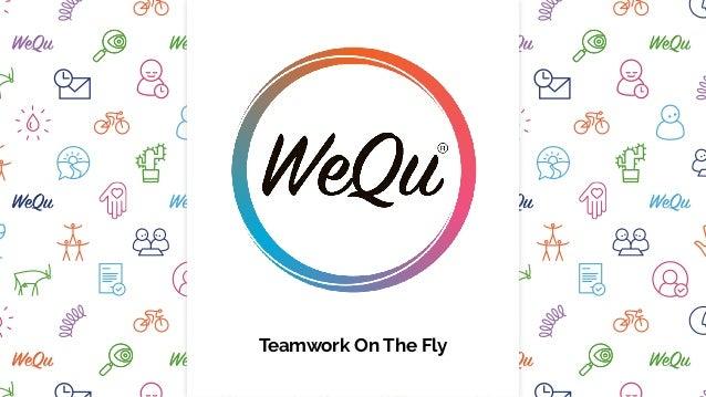 Teamwork On The Fly
