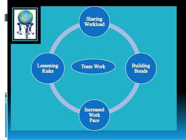 team work presentation