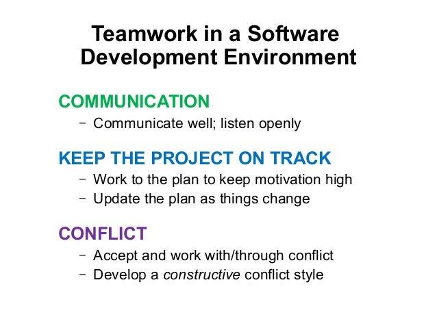 Teamwork - Free PowerPoint Templates