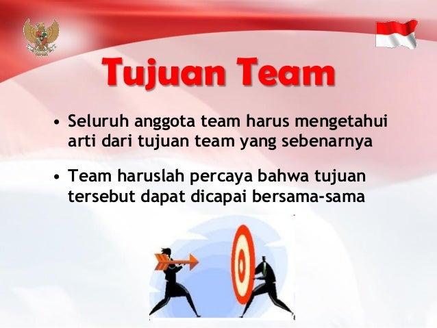 Pelatihan Membangun Kerjasama Team Slide 3