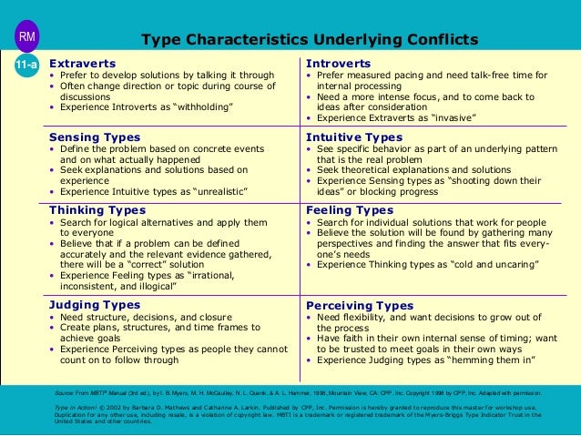 Conflict Can Reveal Unexpected Qualities in an Individual Essay - Part 2