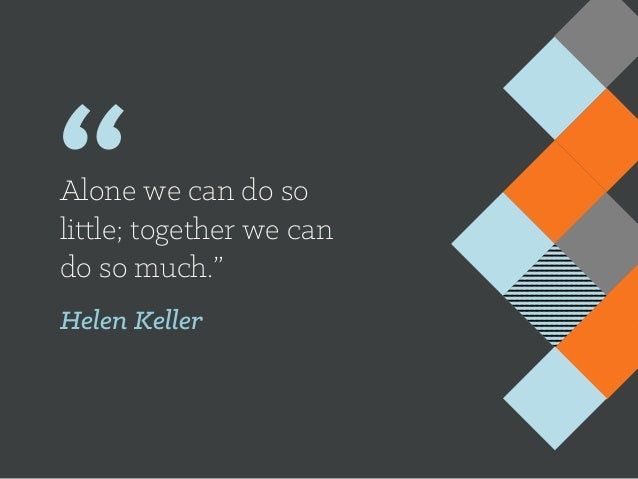 31 Quotes To Celebrate Teamwork and Collaboration Slide 2