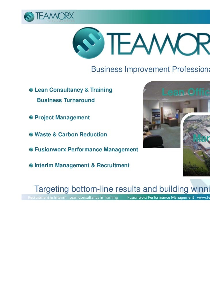 The 5S Journey                                  Business Improvement Professionals   Lean Consultancy & Training          ...