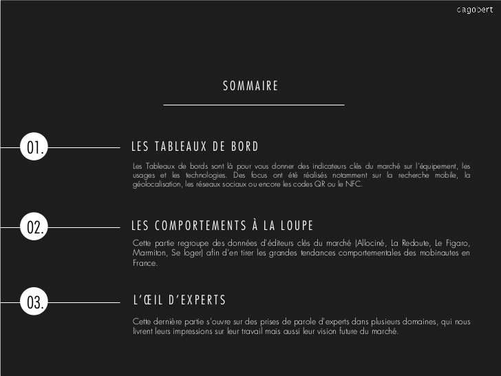 Etat des lieux du mobile en France - Mai 2012 Slide 3