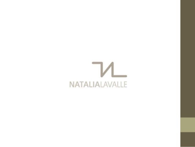 Natalia Lavalle diseñadora mexicana, estudió Moda en Los Ángeles. Se especializó en patronaje en el Instituto Marangoni en...