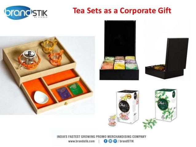 Corporate Door Gift: Tea Sets As A Corporate Gift