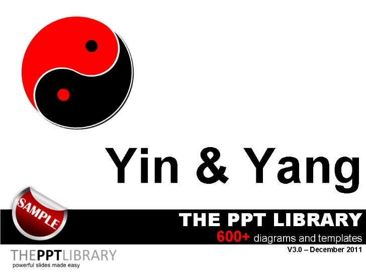 The ppt library yin yang upcoming slideshare toneelgroepblik Gallery