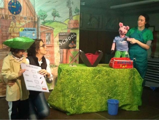 Teatre en anglès