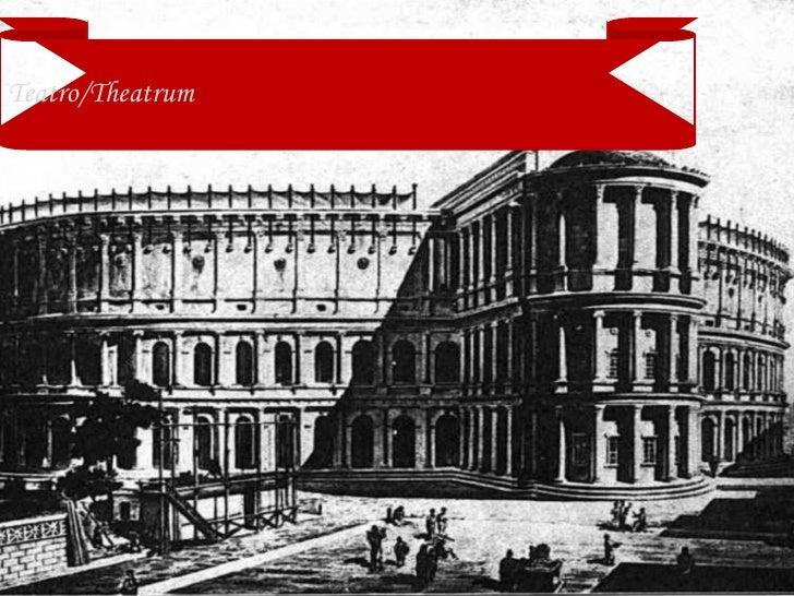 Teatro/Theatrum