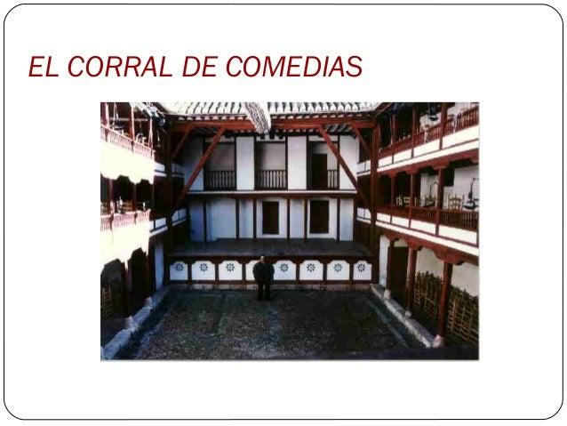 EL CORRAL DE COMEDIAS