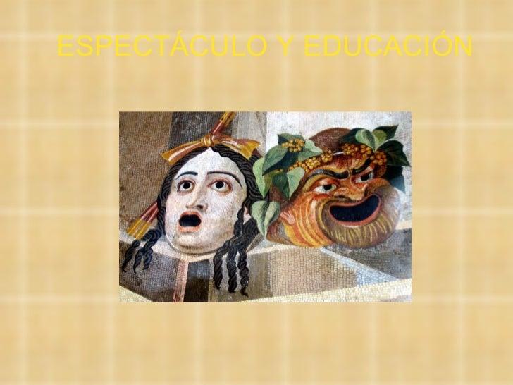 Teatro clásico grecolatino Slide 2