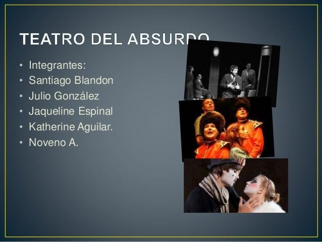 • Integrantes: • Santiago Blandon • Julio González • Jaqueline Espinal • Katherine Aguilar. • Noveno A.