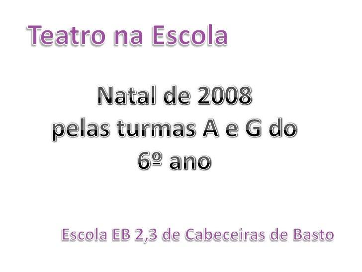 Teatro Natal