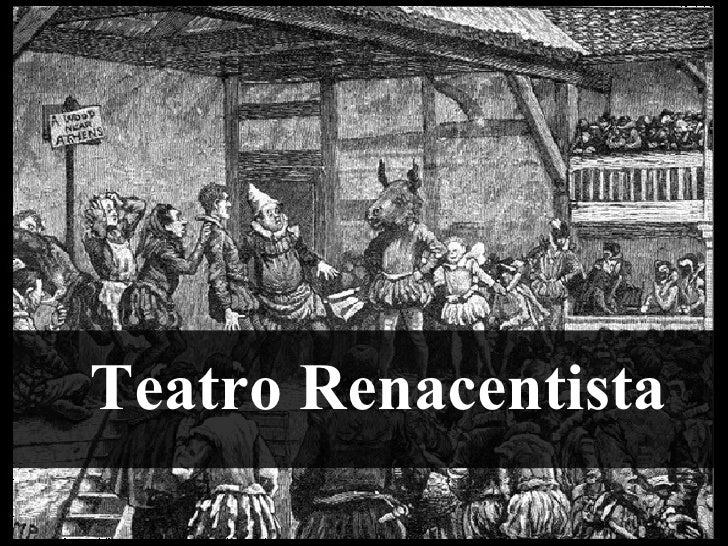 Teatro Renacentista