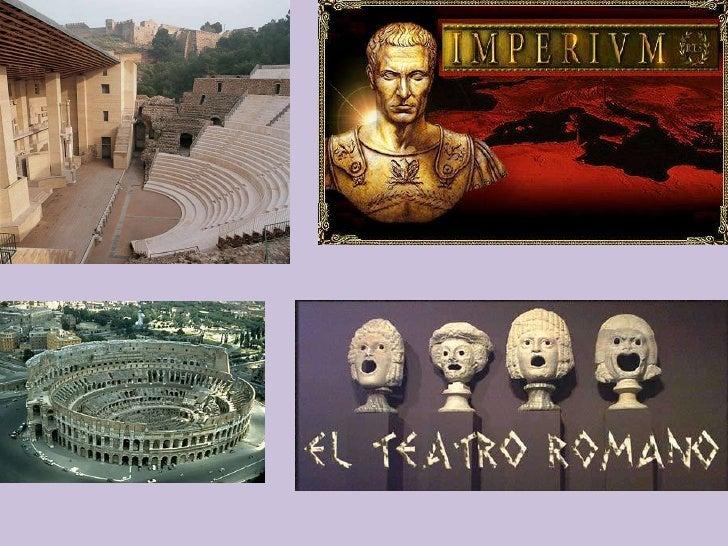 La civilización romana, heredera de la tradición griega yetrusca, constituyó un estado cuya presencia impregnó todas      ...
