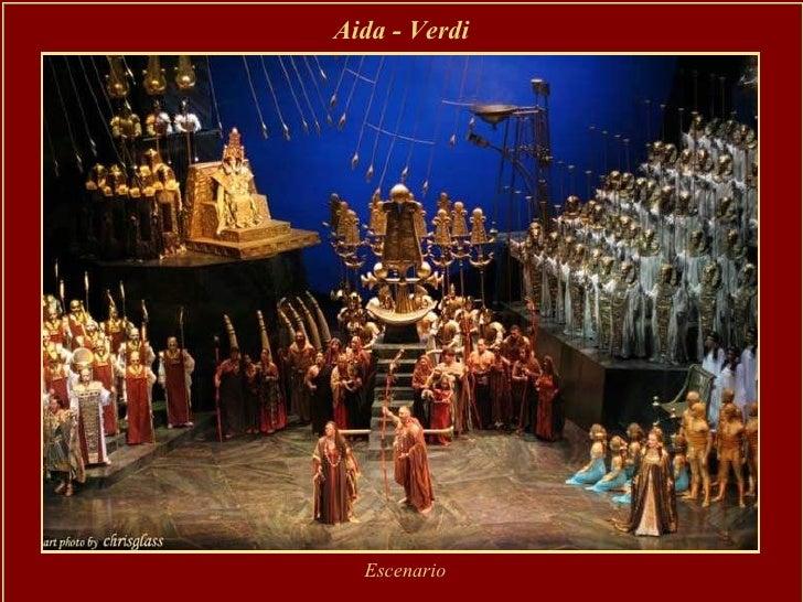Aida - Verdi Escenario