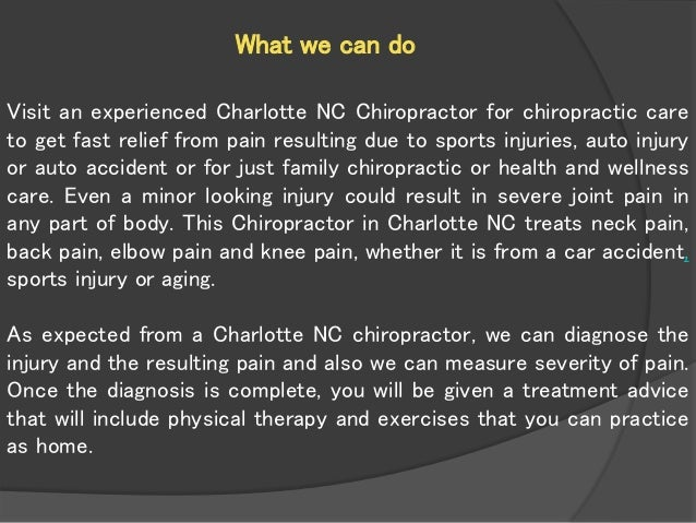 welcome to tebby clinic your chiropractor in charlotte nc