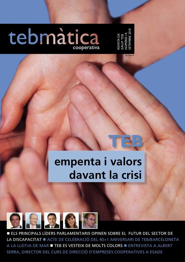 SETEMBRE 2010                                               NÚMERO 14,                                               REVIS...