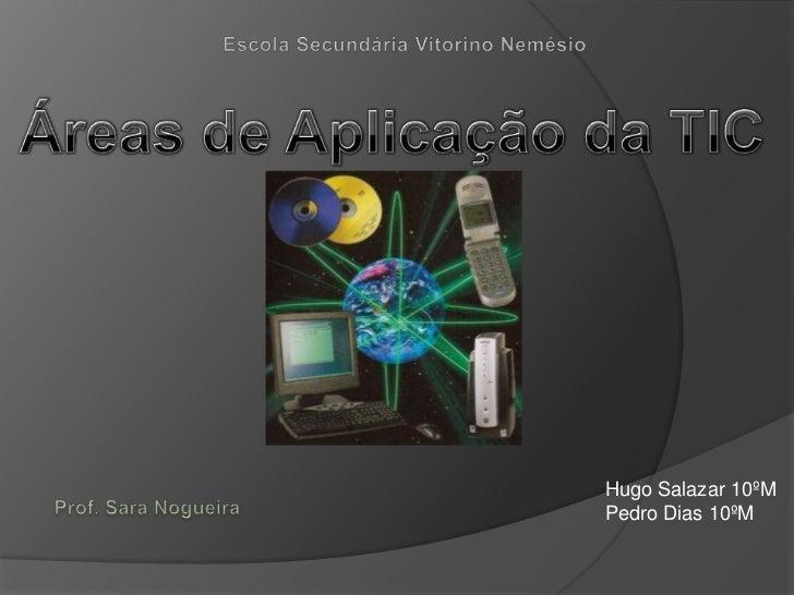 Hugo Salazar 10ºMPedro Dias 10ºM