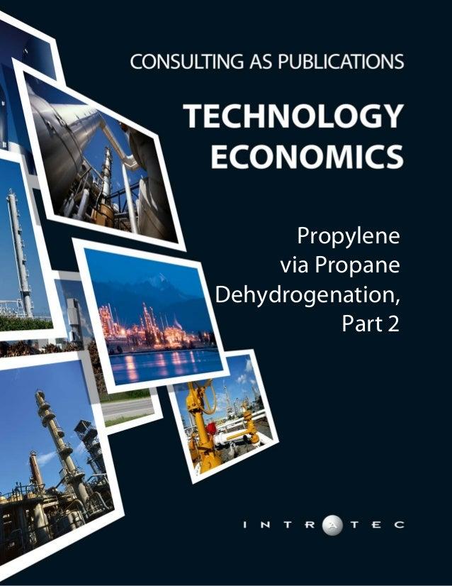 Propylene via Propane Dehydrogenation, Part 2