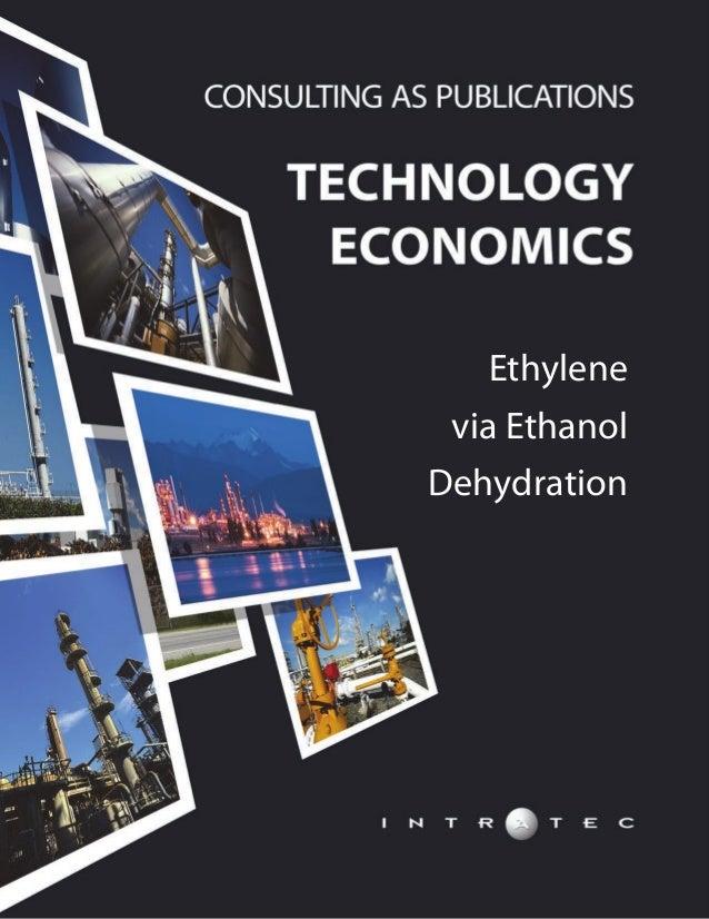 Ethylene via Ethanol Dehydration