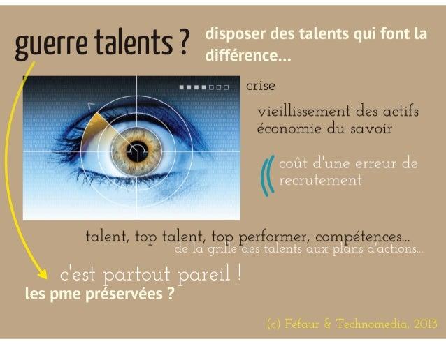 Gestion des talents : luxe ou nécessité ?