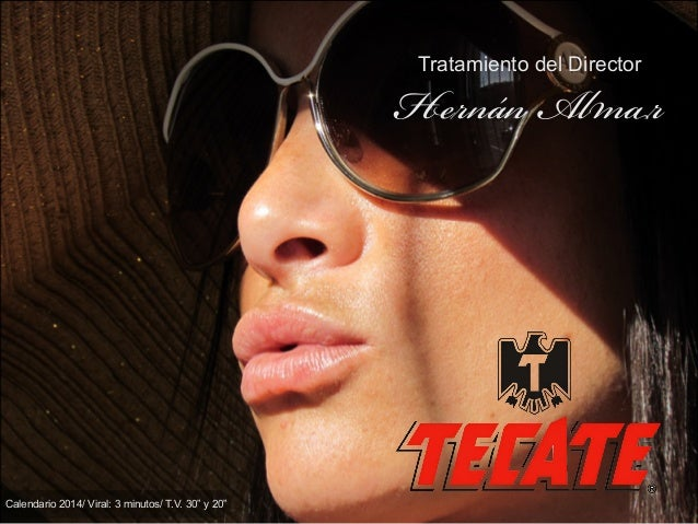 "Tratamiento del Director H A Calendario 2014/ Viral: 3 minutos/ T.V. 30"" y 20"""