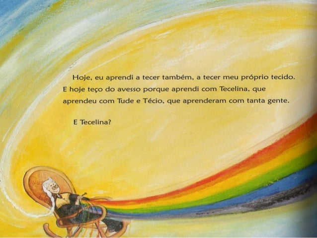 Tecelina ppt