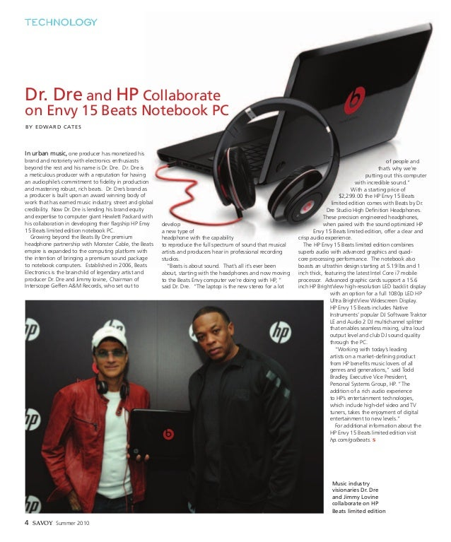 In urban music, one producer has monetized his brand and notoriety with electronics enthusiasts beyond the rest and his na...