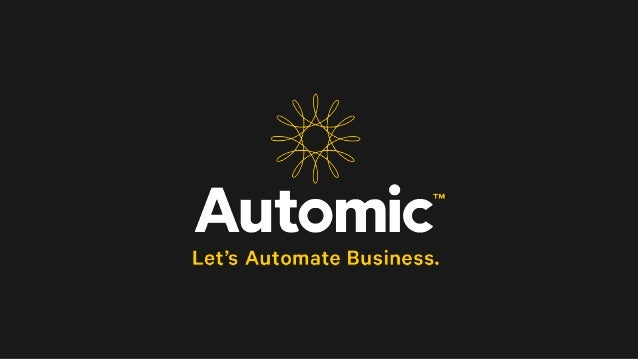 Empowering Business through Automation with CONTINUOUS SERVICE AUTOMIC Request Management Ralf Paschen, Sr. Director ww Pr...