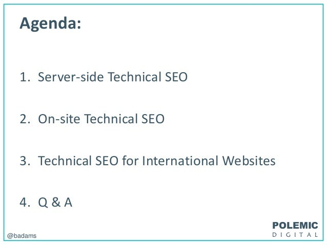 How to Find and Fix Common Technical SEO Issues Slide 3