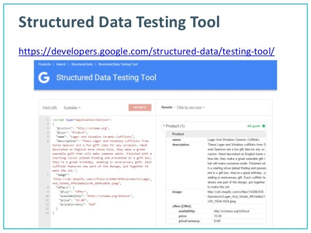 POLEMIC D I G I T A L@badams Structured Data Testing Tool https://developers.google.com/structured-data/testing-tool/