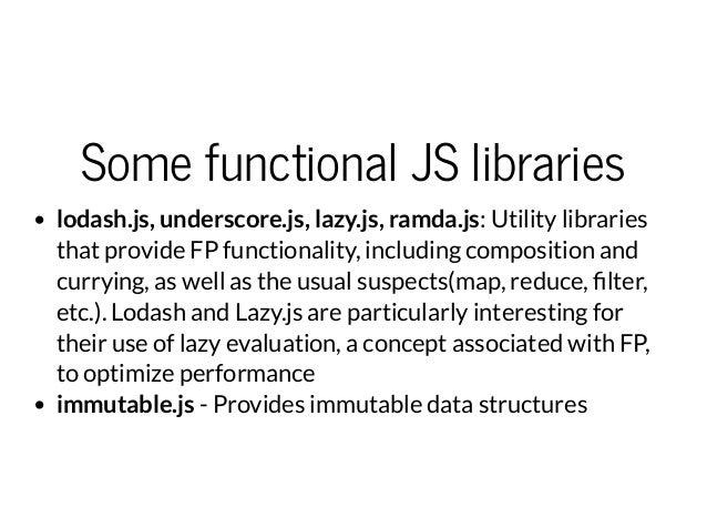 functional programming in javascript pdf
