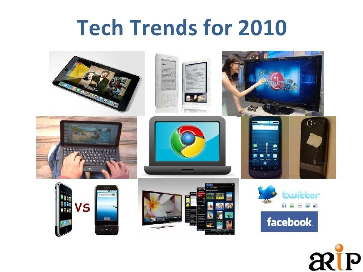 Tech Trends for 2010