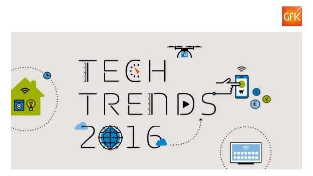© GfK 2016 | Tech Trends 2016