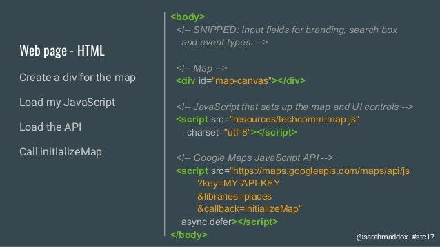 A tech writer, a map, and an app