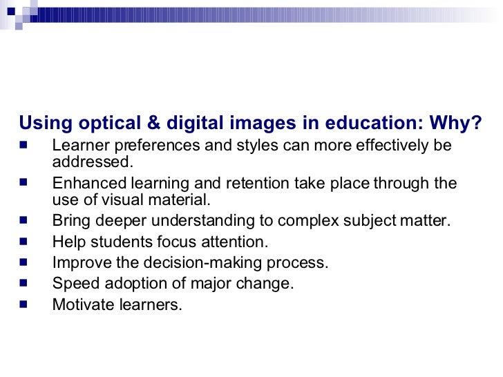 Visual Principles : Visual principles ii literacy