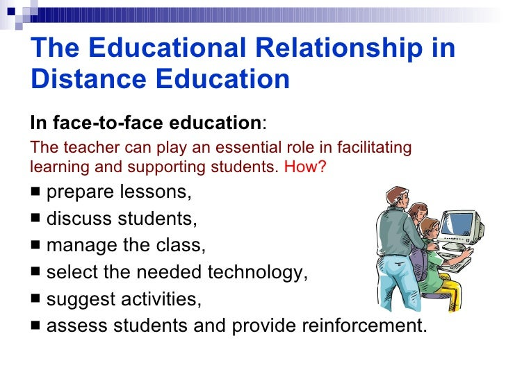Key Issues in Distance Education Slide 3