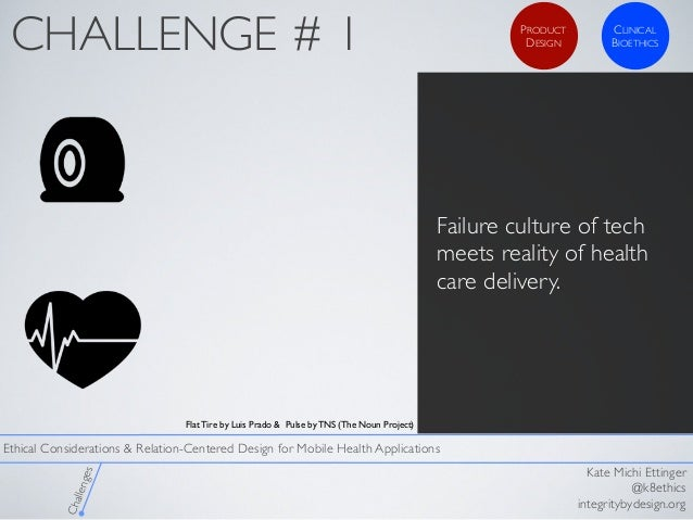 Ethical Considerations and Relation Centered Design for mHealth Applications  Slide 3