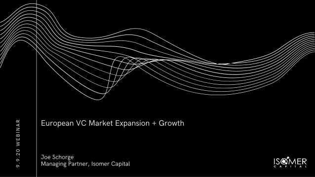 Tech and Venture Capital in the Time of Corona  Slide 2